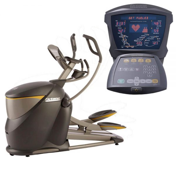 Octane Fitness PRO4700 Cross Trainer with LED Console