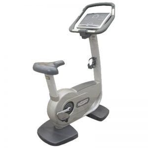 Technogym 700i Upright Bike with LED Console