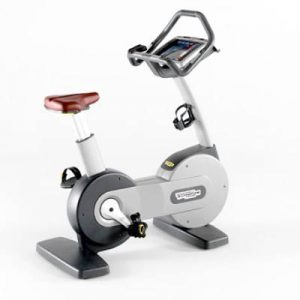 Technogym Excite 700 Upright Bike with Visioweb