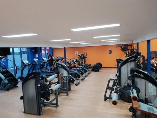 Installation by Gym Services Australia.
