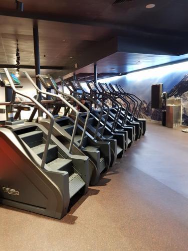 Fitness First - Bond St, Sydney.  Installation by Gym Services Australia.
